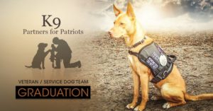 K9 Partners for Patriots service dogs for veterans